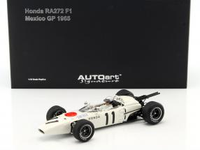 Richie Ginther Honda RA272 #11 Winner Mexico GP Formel 1 1965 1:18 AUTOart