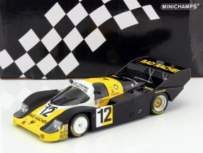 Porsche 956K #12 1000km Monza 1984 Merl, Schornstein 1:18 Minichamps