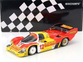 Porsche 956K #12 1000km Mugello 1983 Merl, Moretti, Schornstein 1:18 Minichamps