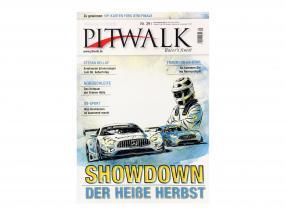 PITWALK magazine Nr.39 memories to the 60. birthday from Stefan Bellof