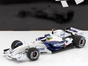 Nick Heidfeld Sauber BMW C24B #16 February test Valencia formula 1 2006 1:18 Minichamps