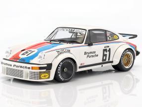 Porsche 934 #61 24h Daytona 1977 Gregg, Busby Brumos Racing 1:12 Minichamps