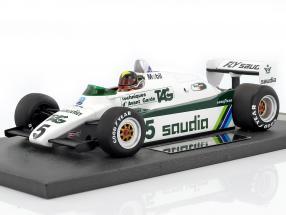 Derek Daly Williams Ford FW08 #5 formula 1 1982 1:18 Minichamps