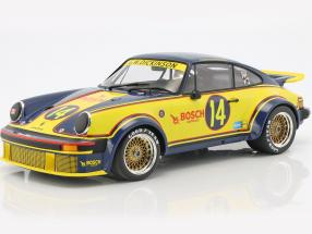 Porsche 934 #14 2nd Mayor's Cup Trois Rivieres 1976 Holbert, Dickinson 1:12 Minichamps