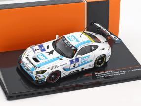 Mercedes-Benz AMG GT3 Team Black Falcon #4 Sieger 24h Nürburgring 2016 1:43 Ixo