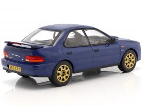 Subaru Impreza WRX RHD Baujahr 1995 blau