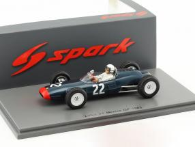 Hap Sharp Lotus 24 #22 Mexico GP formula 1 1963 1:43 Spark