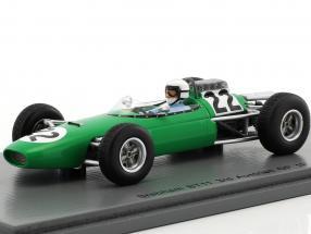 Bob Anderson Brabham BT11 #22 3rd Österreich GP Formel 1 1964 1:43 Spark