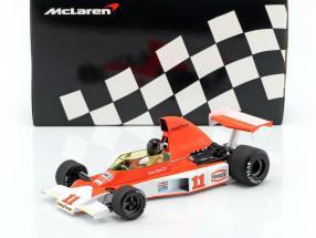 James Hunt McLaren M23 #11 2nd Südafrika GP World Champion F1 1976 1:18 Minichamps