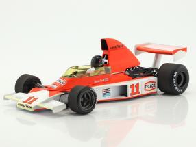 James Hunt McLaren M23 #11 2nd Südafrika GP world champion formula 1 1976 1:18 Minichamps