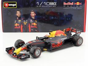 Max Verstappen Red Bull RB13 #33 Formel 1 2017 1:18 Bburago