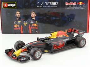Daniel Ricciardo Red Bull RB13 #3 Formel 1 2017 1:18 Bburago