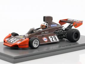 John Watson Brabham BT44 #28 Italian GP formula 1 1974 1:43 Spark