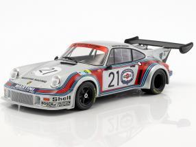 Porsche 911 Carrera RSR 2.1 #21 24h LeMans 1974 Schurti / Koinigg 1:18 Norev