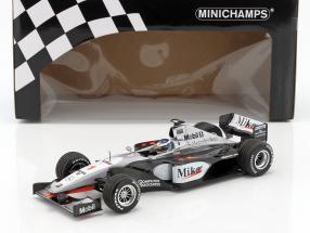 Mika Häkkinen McLaren Mercedes MP4/14 #1 World Champion formula 1 1999 1:18 Minichamps