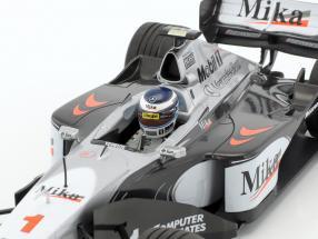 Mika Häkkinen McLaren Mercedes MP4/14 #1 World Champion formula 1 1999