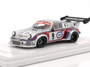 Porsche 911 Carrera RSR Turbo #9 2nd 6h Watkins Glen 1974 Müller, van Lennep 1:43 True Scale