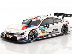 Martin Tomczyk BMW M4 DTM #100 DTM 2016 BMW Team Schnitzer 1:18 Norev