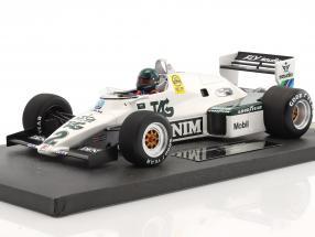 Jacques Laffite Williams FW08C #2 formula 1 1983 1:18 Minichamps