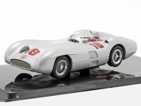 Juan Manuel Fangio Mercedes-Benz W196 R Streamliner #18 Winner italian GP formula 1 1955 1:43 Ixo
