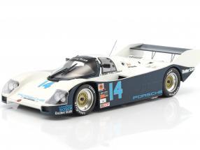 Porsche 962 C #14 Winner 24h Daytona 1986 Holbert, Unser, Bell 1:18 Norev