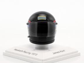 James Hunt Hesketh Racing formula 1 1973 helmet 1:8 TrueScale