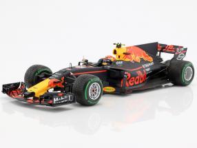Max Verstappen Red Bull RB13 #33 3rd Chinese GP formula 1 2017 1:18 Spark