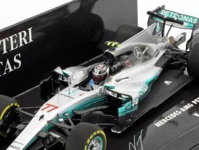 Valtteri Bottas Mercedes F1 W08 EQ Power  #77 Chinese GP Formel 1 2017