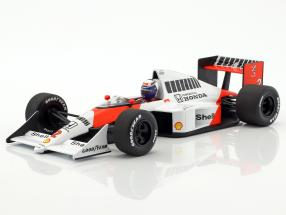 Alain Prost McLaren MP4/5 #2 World Champion formula 1 1989 1:18 Minichamps