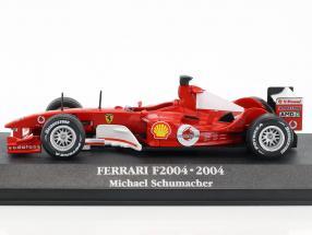 Michael Schumacher Ferrari F2004 #1 Weltmeister Formel 1 2004