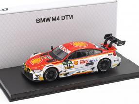 BMW M4 DTM #15 DTM 2017 Augusto Farfus BMW Team RMG  RMZ