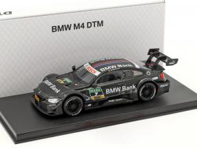 BMW M4 DTM #7 DTM 2017 Bruno Spengler BMW Team RBM 1:43 RMZ