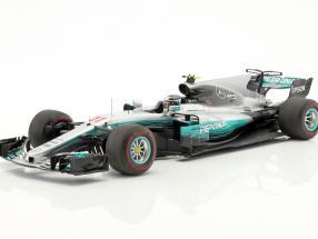 Valtteri Bottas Mercedes F1 W08 EQ Power+ #77 Winner Russland GP Formel 1 2017 1:18 Spark