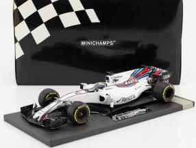 Felipe Massa Williams FW40 #19 Australien GP Formel 1 2017 1:18 Minichamps