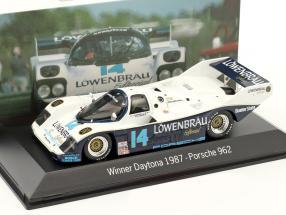 Porsche 962 #14 Winner 24h Daytona 1987 Holbert Racing 1:43 Spark