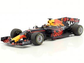 Daniel Ricciardo Red Bull RB13 #3 3rd Spain GP formula 1 2017 1:18 Spark