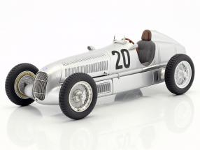 M. Brauchitsch Mercedes-Benz W25 #20 Formel 1 1934 Winner Eifelrennen 1:18 CMC