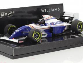 Damon Hill Williams FW16B #0 Winner Belgien GP Formel 1 1994 1:43 Minichamps