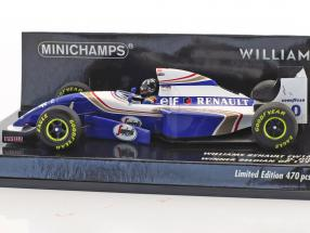 Damon Hill Williams FW16B #0 Winner Belgium GP formula 1 1994