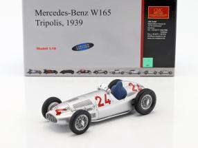 R. Carracciola Mercedes-Benz W165 #24 Formel 1 Tripolis 1939 1:18 CMC