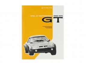 Book: Opel GT Motorsport 1968-1975 from M. van Sevecotte / D. Kurzrock / S. Müller