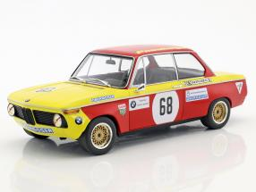 BMW 2002 #68 Price of the Nations Hockenheim 1970 Jörg Obermoser 1:18 Minichamps