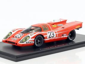 Porsche 917K #23 Winner 24h LeMans 1970 Herrmann, Attwood 1:43 Spark