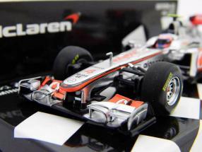 Jenson Button Vodafone McLaren Mercedes MP4-26 formula 1 2011 1:43 Minichamps