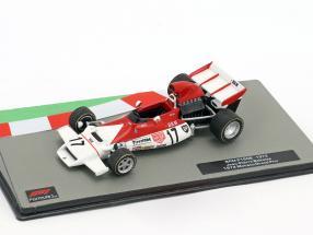 Jean-Pierre Beltoise BRM P160B #17 Sieger Monaco GP Formel 1 1972 1:43 Altaya