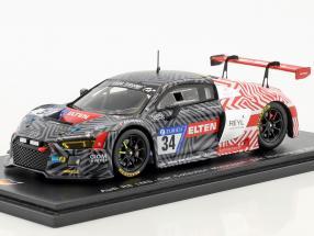 Audi R8 LMS #34 24h Nürburgring 2017 Car Collection Motorsport 1:43 Spark