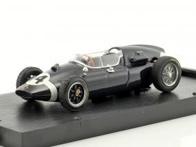 Stirling Moss Cooper T51 #14 Winner italian GP formula 1 1959 1:43 Brumm