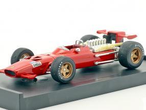 Chris Amon Ferrari 312 F1 Test Modena Formel 1 1969 1:43 Brumm