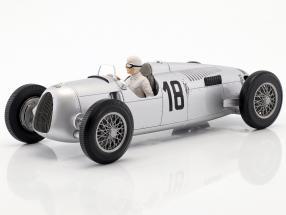 Auto Union Typ C #18 Winner Eifelrennen Formel 1 1936 Rosemeyer 1:18 Minichamps