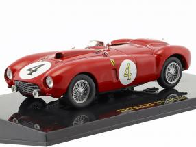 Ferrari 375 Plus #4 Winner 24h LeMans 1954 Gonzalez, Trintignant with showcase 1:43 Altaya